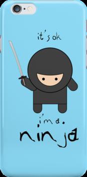 it's ok i'm a ninja by OTBphotography