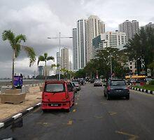 Jalan Sultan Ahmad Shah by kombizz