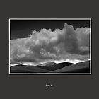 Clouds Above Tibetan Plateau 2009 Series 60 by jiashu xu
