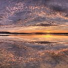 Pretty In Pink - Narrabeen Lakes, Sydney Australia - The HDR Experience by Philip Johnson