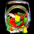 Jar of Lollies by Nicki Baker