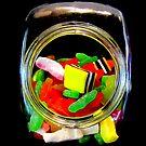 Jar of Lollies by Nicki Baker