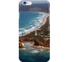 Split Point Lighthouse - iphone Cover iPhone Case/Skin