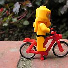 Lego bicycle by arlain