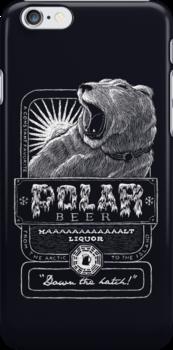 Polar Beer by ianleino