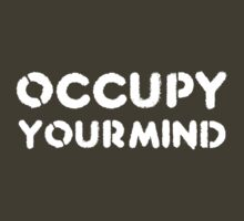 occupy your mind by theG
