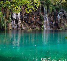plitvice lakes,croatia by milena boeva