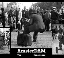 The AmsterDAM experience by patjila