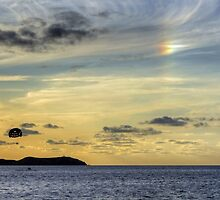Rainbow Cloud by Tom Gomez