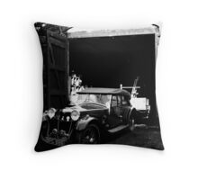 A Walk Around Hazel Bank....Cullybackey Riley! Throw Pillow