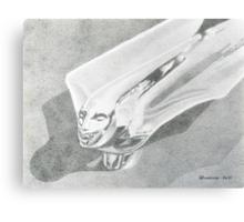 Chrome Symphony - - Presto Canvas Print