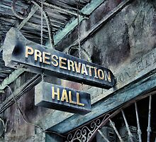 Preservation Hall by SuddenJim