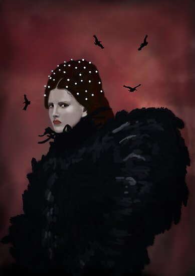 The Raven Queen  by WickedlyLovely
