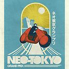 Neo-Tokyo Grand Prix by JASONCRYER
