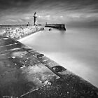 Seaward BW by Andy Freer