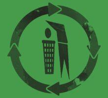 Recycle by Denis Marsili - DDTK