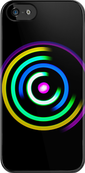 A Maze of Light - iPhone Cover by Bryan Freeman