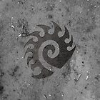 Zerg (Stone Effect) by icoradesign