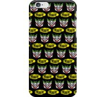 The Battle of Gotham-tron (iPhone Case) iPhone Case/Skin