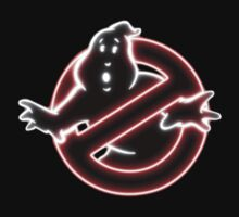 Ghostbusters Neon by lynchboy
