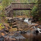 Autumn in Amnicon State Park by by M LaCroix