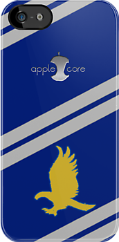 Apple Core - Ravenclaw by Benjamin Whealing