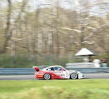 Porsche 996 Cup Car at Lime Rock by gtexpert