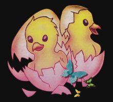 Easter Eggs2 by Miraart