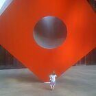 Red Cube by Mark Roon-Reitmeier