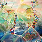 "Original oil on canvas ""GLASS SPRING"" 51.5"" x 39.4"" $ 835.00 by simonadancila"