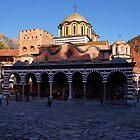 Rila monastery, Bulgaria by Ivo Velinov