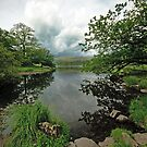 View of Rydal Water by John Hare
