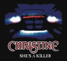 Christine by BUB THE ZOMBIE