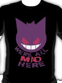 Gengar Cheshire Cat T-Shirt