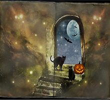 Halloween stories by MarieG