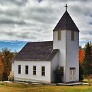 Maple Hill Church by pshootermike