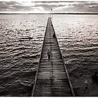 Preston Street Jetty, Como - Perth by charlescollins8