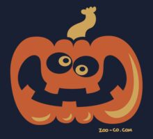Even Crazier Pumpkin by Zoo-co