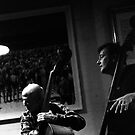 Barre Phillips at Nick's House by Joe Glaysher