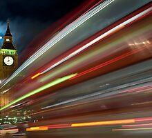 Big Ben by Ryan Hasselbach