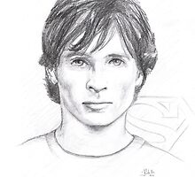 Tom Welling - Smallville by Joseph Colella