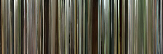 Moviebarcode: Blood Diamond (2006) by moviebarcode