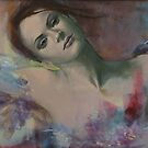 When a dream has colored wings... by dorina costras