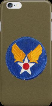 US Army Air Forces ~Hap Arnold Emblem by © Joe  Beasley IPA