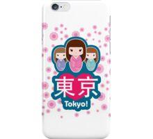 Love Tokyo! iPhone Case/Skin