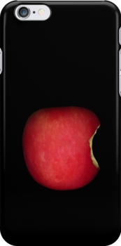 Apple ;-P  [iPhone Case] by Sheila Laurens