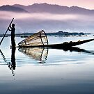 Fisherman  by Asif Patel