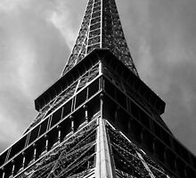 Eiffel Tower - Paris (France) by Juergen Weiss