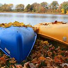 Autumn on the Lake by firefly14