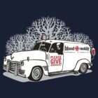 The Blood Mobile by beardo